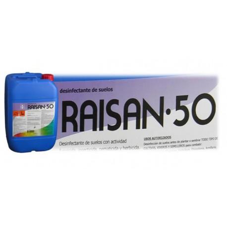RAISAN-50 25 L.