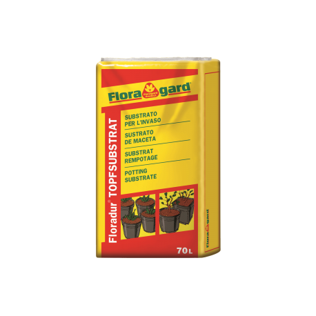 SUBSTRATO FLORADUR B POT COARSE 70 L.