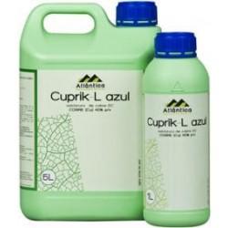 CUPRIK-L 40% AZUL 1 L.